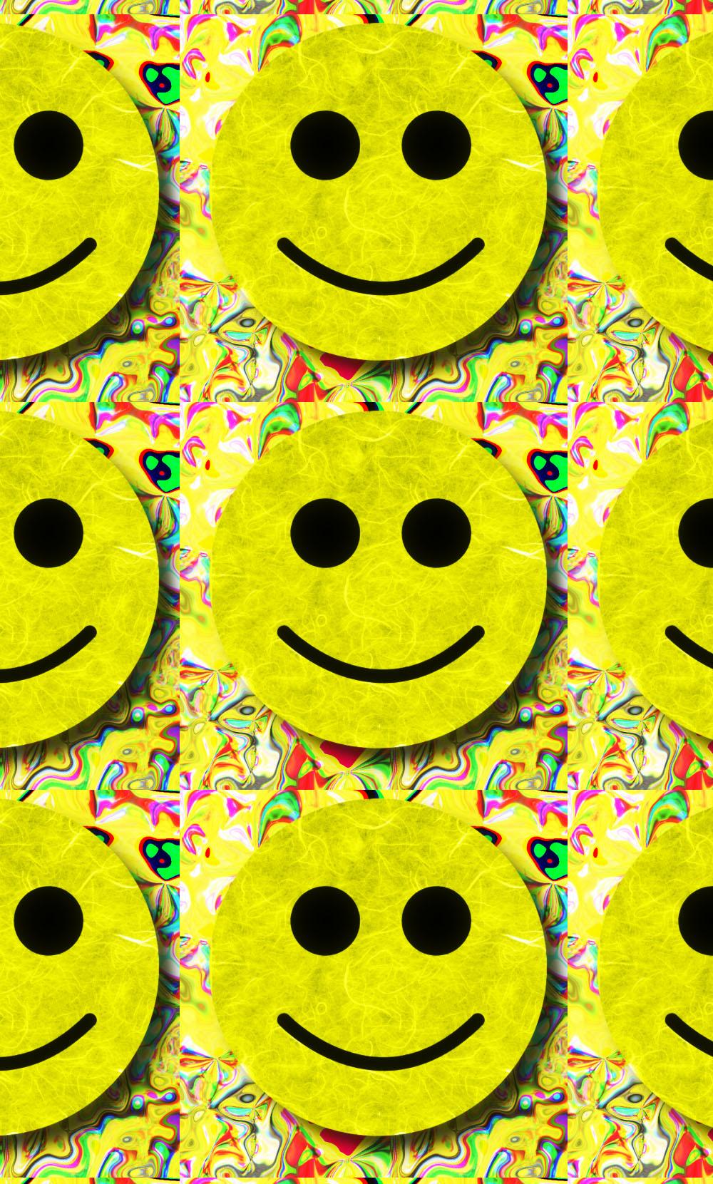 happy face illustration
