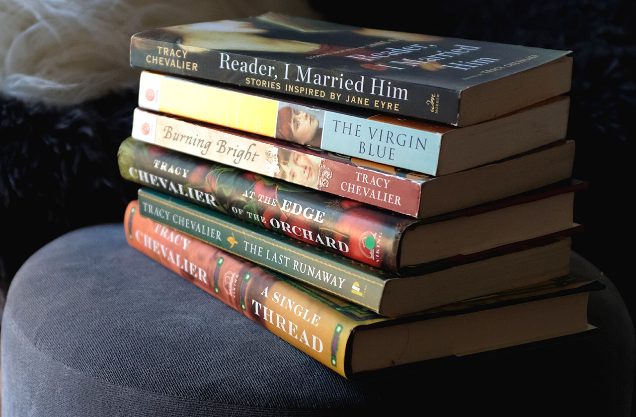 Tracy Chevalier books