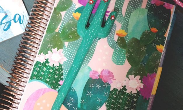 Erin Condren planners are smart, stylish and designed to maximize time